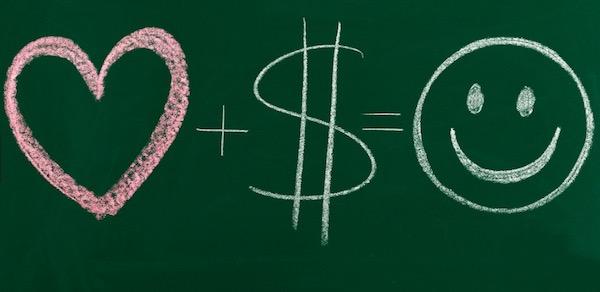 da li novac moze da kupi srecu