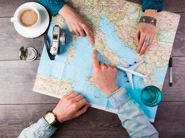 Prvo zajedničko putovanje - šta ćete naučiti i na šta obratiti pažnju