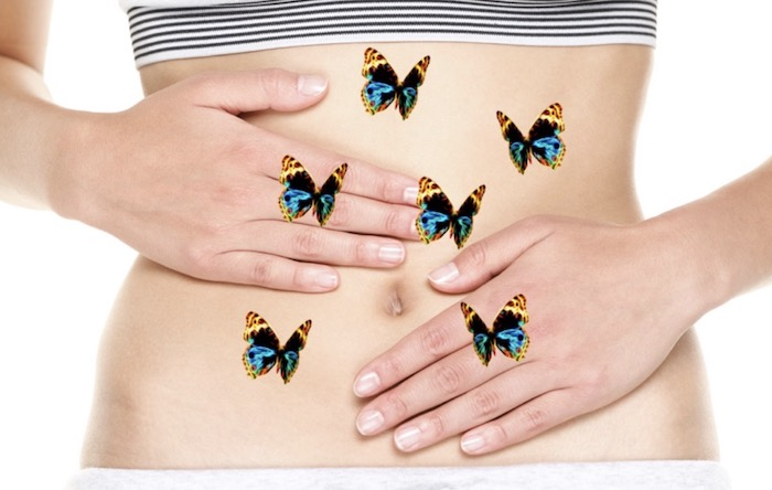 leptirici u stomaku